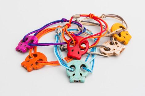 Bracelet sur lien Les pirates ! Choisissez le vôtre !
