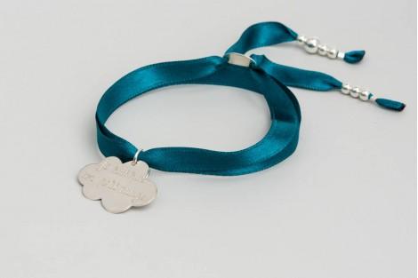 Faubourg médaille nuage 2.7cm