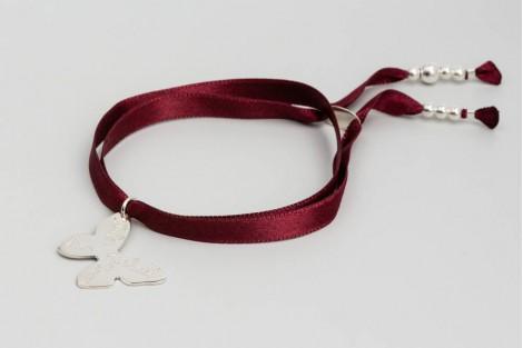 Faubourg médaille papillon 2.7cm