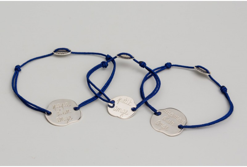 Bracelet duo ou trio galets