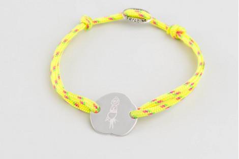 Bracelet petit galet Liberty - MPCDO