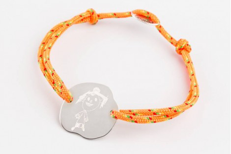 Bracelet grand galet Liberty - MPCDO