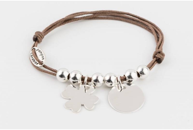 bracelet personnalisé collection mes trésors à graver