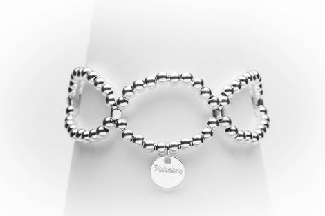 Collection Dentelle Bracelet Rosa à graver et personnaliser