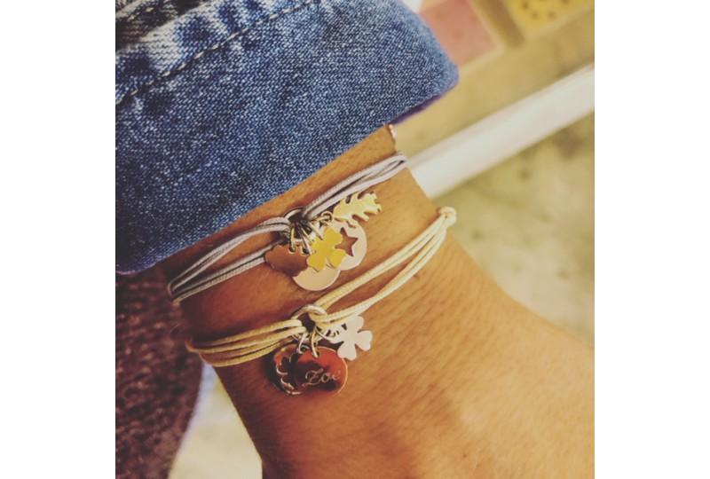 Comptoir caravelle bracelet cordon