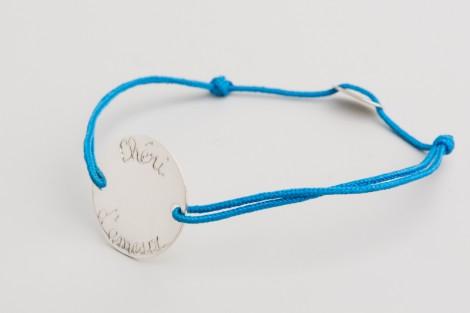 Bracelet ronde 2 trous