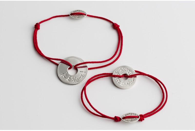 Bracelets duo ou trio cibles