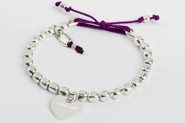 Izia - Bracelets à graver pour elle